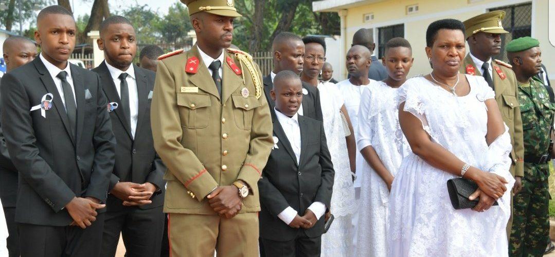 Les funérailles de Feu S.E. NKURUNZIZA / BURUNDI
