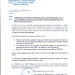 COVID-19 :  37 cas positifs sur 83,  45 guéris, et 1 décès particuliers,  6 juin 2020 / BURUNDI