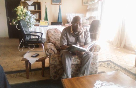 Réunion provinciale mensuelle de coordination à MURAMVYA / BURUNDI