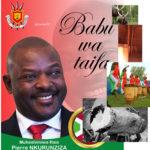 Mort de Feu NKURUNZIZA au BURUNDI - Protecteur de la route vers le KATANGA / RDC