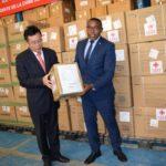 La Chine accorde au Burundi du matériel pour combattre le Covid-19