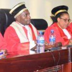La cour constitutionnelle proclame les résultats définitifs des élections présidentielles et législatives