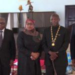 Le nouveau Chef de l'Etat reçoit en audience les délégations étrangères
