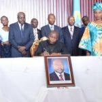 Le Président élu Gen.Maj. Evariste Ndayishimiye exhorte les burundais à rester sereins