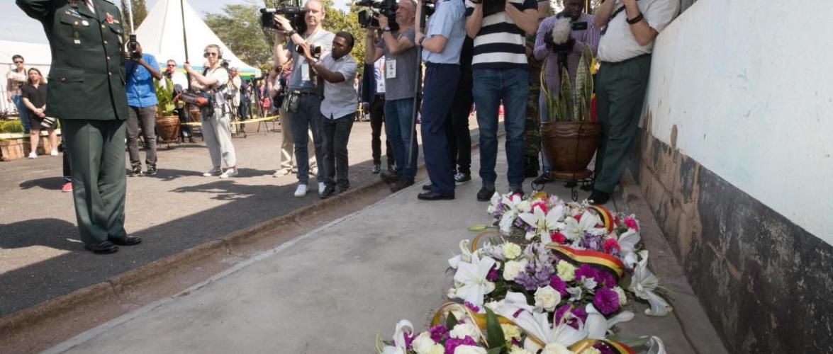 Rwanda: deux diplomates belges jugés indésirables par Kigali ont regagné Bruxelles ce samedi 30 mai 2020