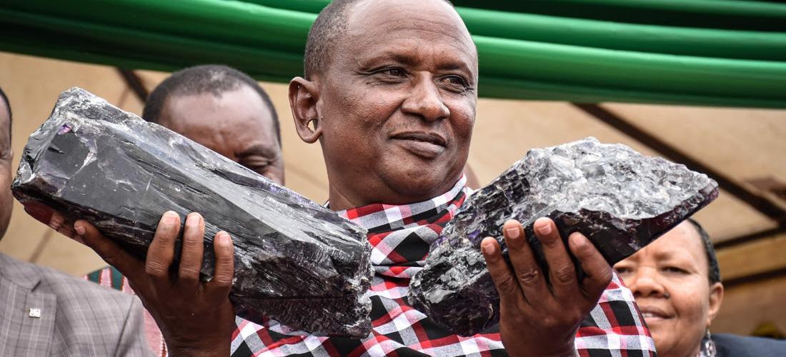 En Tanzanie, Saniniu Kuryan Laizer (52) est devenu millionnaire