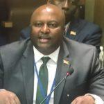 Nouveau chef de la diplomatie burundaise: la première urgence est «l'amélioration de l'image du Burundi» - exclusif