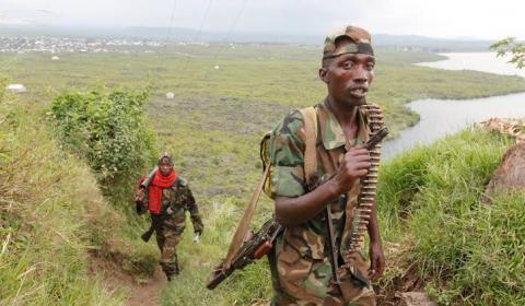 Nord-Kivu : Les rebelles du M23 confirment leur présence à Rutshuru et tendent la main à Félix Tshisekedi