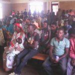 La section CNDD-FDD MUSONGATI a tenu une réunion à RUTANA / BURUNDI