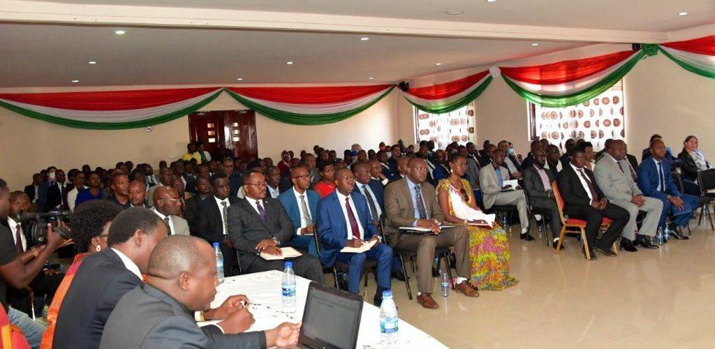 Le Président rencontre avec les opérateurs économiques privés / BURUNDI
