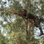 La Force de Défense Nationale du Burundi - FDNB - a breveté 2 femmes COMMANDO