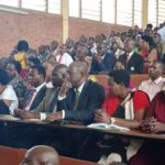 Commémoration des 25 ans du Génocide de 1995 à l'Université du Burundi