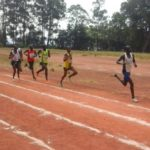 Championnat national d'athlétisme à GITEGA / BURUNDI