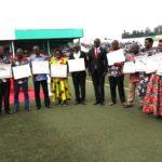 Remerciement des natifs, acteurs de développement à GITEGA / BURUNDI