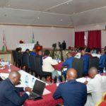 1ère retraite gouvernementale à NGOZI / BURUNDI