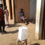 Des mesures COVID-19 prisent au marché de BUBANZA / BURUNDI