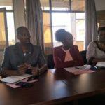 Prise de contact au Ministère de la Communication / BURUNDI