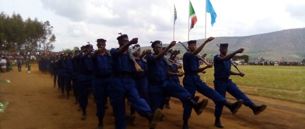 MWARO fête les 58 ans d'Indépendance / BURUNDI