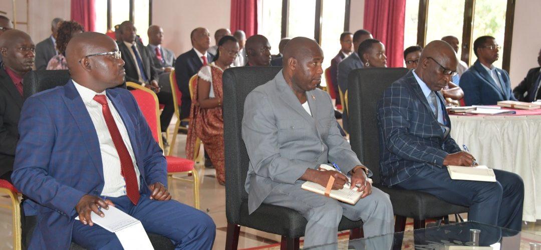 Rencontre de NGOZI : Rendre les partis politiques acteurs du développement socio-économique / BURUNDI