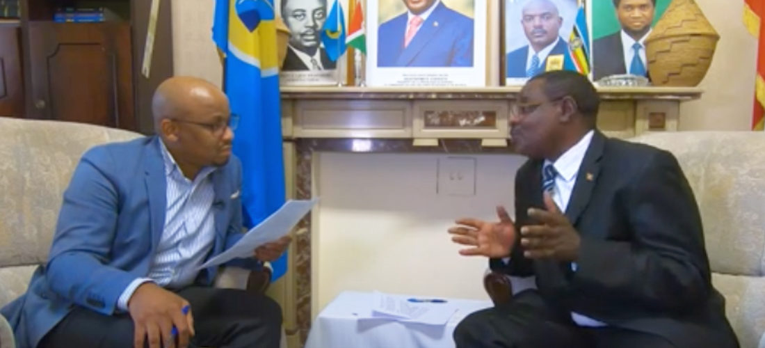BELGIQUE / DIASPORA : JAMBONEWS revient sur l'actualité du BURUNDI avec l'Amb. NTAHIRAJA Thérence