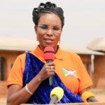 Célébration de la Journée Mondiale de la population à MURAMVYA / BURUNDI