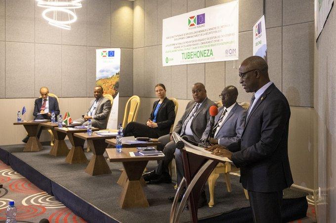 L'UE met 13 Millions EUR en appuie à la politique socio-économique / BURUNDI