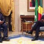 Communiqué de presse sanctionnant la visite de travail et d'amitié de S.E. Mr Félix Antoine Tshisekedi Tshilombo, Président de la RDC Brazzaville, le 16 juillet 2020