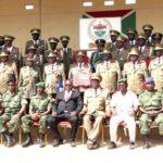 ESCEM : remise des certificats aux officiers supérieurs