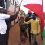 Deux cents cinq rapatriés rentrent de la Tanzanie