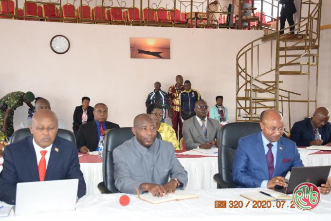 Ngozi: Clôture de la retraite gouvernementale