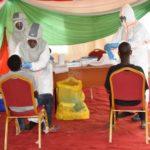 Covid-19: lancement de la campagne de dépistage de masse en Mairie de Bujumbura
