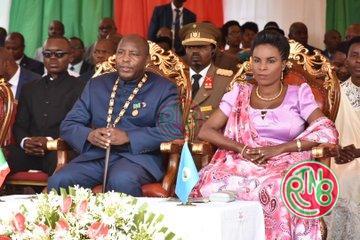 Le Burundi célèbre le 58ème anniversaire de l'Indépendance