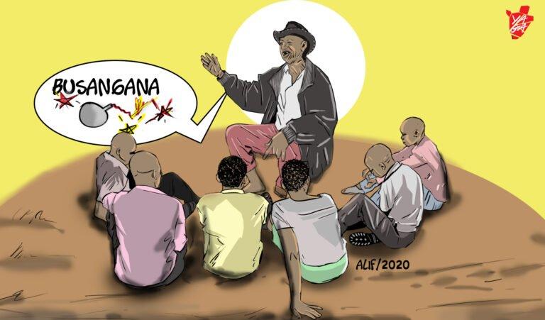 YAGA BURUNDI revient sur les MASSACRES DE BUSANGANA en 1965 à MURAMVYA