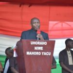 Le Chef de l'Etat appelle les Burundais au changement de comportement