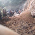 Travaux de Développement Communautaire - Bâtir une route entre MUTAMBU et MUKIKE, BUJUMBURA / BURUNDI
