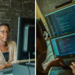 Une développeuse WEB ambitionnant de développer le commerce en ligne / BURUNDI