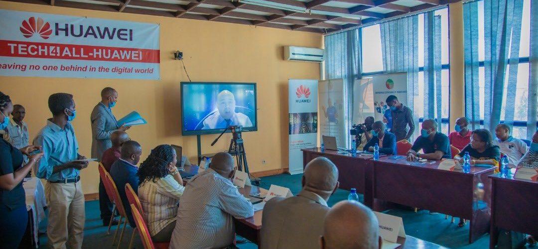 MEDIA – TIC : Une formation d'HUAWEI sur la 5G / BURUNDI