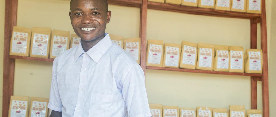 L'entreprise SWEET POTATOES COMPANY de KAMENGE, BUJUMBURA / BURUNDI