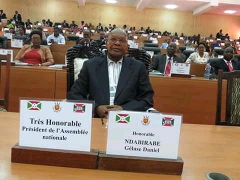 Le nouveau bureau de l'Assemblée Nationale du BURUNDI pour la Législature 2020-2025