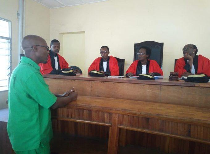 BURUNDI : La Cour Anti Corruption condamne l'ex-substitut du procureur de BUBANZA