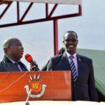 BANDENZAMASO Léonidas, nouveau Gouverneur de BURURI / BURUNDI