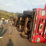 Accident de camion aux alentours de RUTOVU, BURURI / BURUNDI