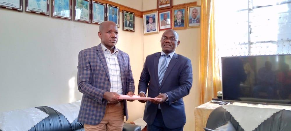 BIZOZA Carême, nouveau gouverneur de la province CIBITOKE / BURUNDI