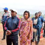 COLLINAIRES 2020 - Le Chef d'Etat vote chez lui en colline MUSAMA, commune GIHETA, GITEGA / BURUNDI