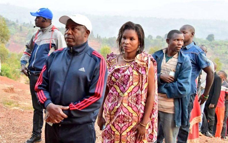 COLLINAIRES 2020 – Le Chef d'Etat vote chez lui en colline MUSAMA, commune GIHETA, GITEGA / BURUNDI