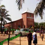 Inauguration de la Paroisse St Pierre de Gatete, RUMONGE / BURUNDI