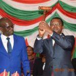 GITEGA : Le nouveau Bureau du SENAT du BURUNDI pour la législature 2020-2025