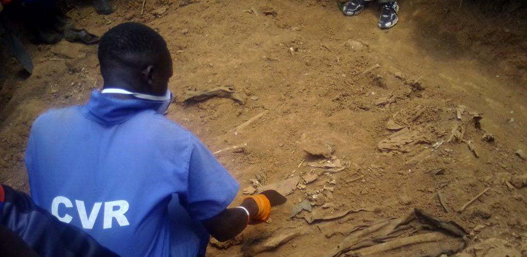 GENOCIDE CONTRE LES HUTU DU BURUNDI DE 1972 : La CVR découvre les fosses communes de MAKAMBA