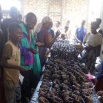 Les MUKEKE inondent le marché de BUBANZA / BURUNDI