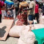 159 rapatriés, ex-réfugiés de Tanzanie, arrivés à MAKAMBA / BURUNDI